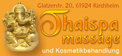 Thaispa Massage Heidelberg-Kirchheim